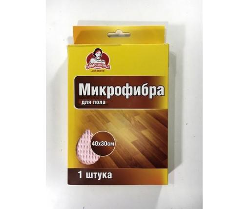 Cалфетка из Микрофибры для пола (40*30) (1 пач)