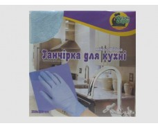 Салфетка из микрофибры для кухниСупер Торба (1 пач)