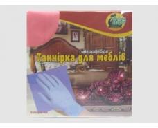 Салфетка для мебели из микрофибры Супер Торба (1 пач)