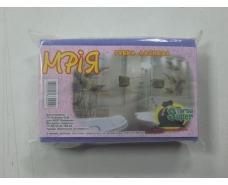 Mочалка для тела Супер торба ( Мрия) с массажным слоем (1 пачка)