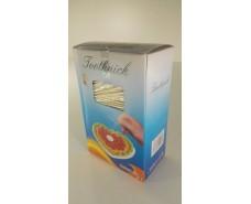 Зубочистка в индивидуальной целофановой упаковке Новинка (1000шт) (1 пач)