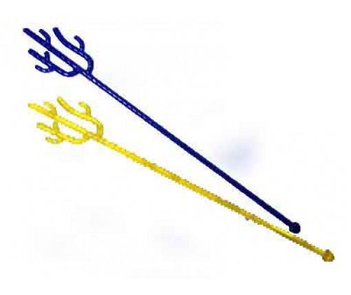 """Мешалка для коктейлей """"Кактус"""" 22.5см (100шт) Юнита (1 пач)"""