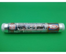 Супер плотная Фольга 20м\29см (25мкр) ТОР (1 рул)