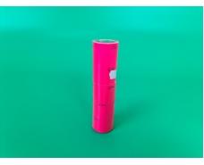Ценник большой бумажный Малиновый  (р30*40мм) 3,5м (5 шт)