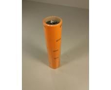 Ценник большой Оранжевый  (р30*40мм) 3,5м (5 шт)