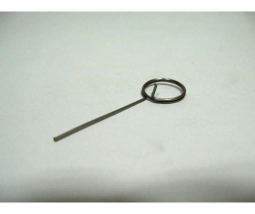 Иголка под пластиковый ценник 5,5см\d 0,5мм (50 шт)