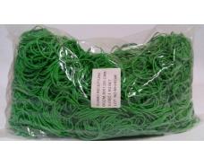 """Резинка для финсации денег  №30 ( зеленая )*1,5мм  1 кг """"Plast"""" (1 пач)"""