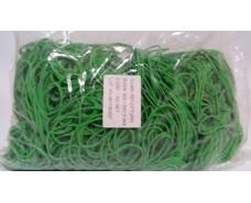 "Резинки  №60 ( зеленая )*1,5мм  1 кг ""Plast"" (1 пач)"