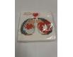 Дизайнерская салфетка (ЗЗхЗЗ, 20шт) La Fleur  Пазл Любви 997 (1 пач)
