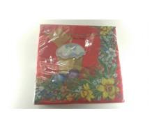 Праздничная салфетка (ЗЗхЗЗ, 20шт) Luxy  Пасхальный узор 073 (1 пач)