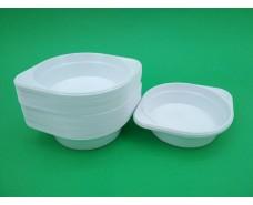 Миска  одноразовая пластиковая  250 мл  (100 шт)