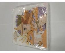 Пасхальная салфетка (ЗЗхЗЗ, 20шт)  La Fleur  Пасхальная композиция 261 (1 пач)