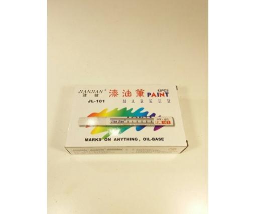 """Корректор-ручка с металическим наконечником  6мл Paint""""W-110"""" (12 шт)"""