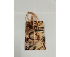 Пакет бумажный подарочный  МИНИ 8*12*3.5 арт38 (12 шт)