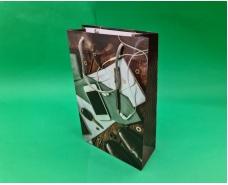 Бумажный пакет подарочный Средний 17/26/8 (артSV-051) (12 шт)