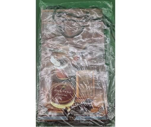 Бумажный пакет подарочный Средний 17/26/8 (артSV-050) (12 шт)