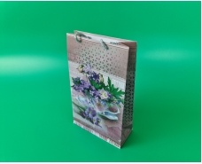 Бумажный пакет подарочный Средний 17/26/8 (артSV-086) (12 шт)