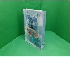 Пакет бумажный Большой вертикальный 25/37/8(артBV-076) (12 шт)
