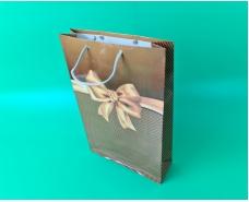 Пакет бумажный Большой вертикальный 25/37/8(артBV-073) (12 шт)
