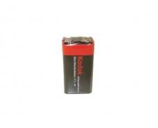 Элемент питания (батарейка)  Батарейка Kodak 9V (крона) (10 шт)