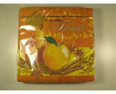 Салфетка для декора (ЗЗхЗЗ, 20шт) Luxy  Спелые фрукты 113 (1 пач)