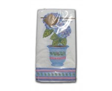 Праздничная салфетка (ЗЗхЗЗ, 10шт) Luxy MINI Гортензия 2004 (1 пач)