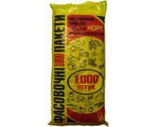 Фасов.пакет №9 (26х35)(1000) 0,720кг Козак Овощи (1 пач)