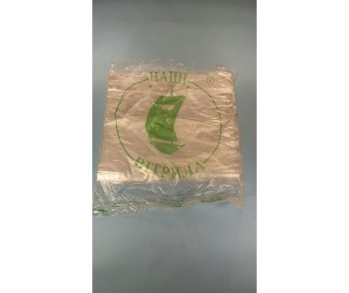 Блок-пакети п/е 250*420/0.01 Леоми  (по 100шт) прямоугольный  (1 пачка)