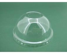 Крышка полусфера с отверстием РЕТ 92мм (50 шт)