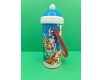Новогодний тубус для конфет  малый  /Снегурочка(d-67*165mm) (1 шт)