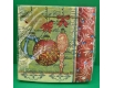 Новогодняя салфетка (ЗЗхЗЗ, 20шт) LuxyНГ Украшения  для елки (1 пач)