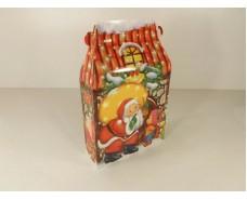 Новогодняя коробка для конфет №110(New Yeur Ceti 600) (25 шт)