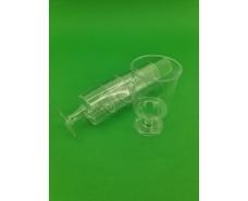 Рюмка стеклоподобная (на ножке)100 гр(а16) (16 шт)