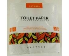 """Туалетная бумага (а4) """"Natural"""" (1 пач)"""