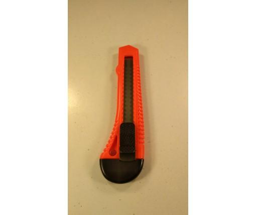 Нож канцелярский Economix (18мм) (1 шт)