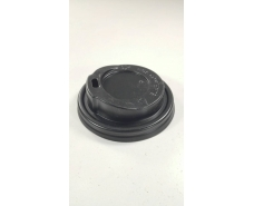 Крышка коричневая на стакан  бумажный .250мл ф75 (гар) на Маєстро (50 шт)