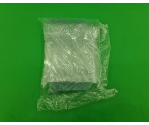 Ложка 180 мм прозрачная Премиум BITTNER (100 шт)