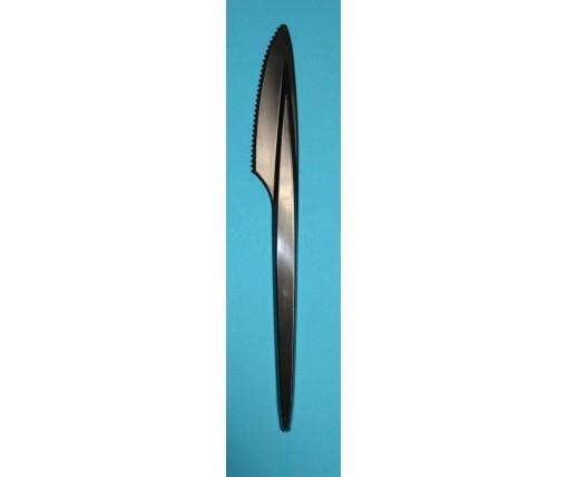 Нож 180 мм черный  Премиум BITTNER (100 шт)