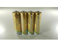 Батарейка ( Элемент питания)Yokohama (АА R6) солевые (Б-4) (4 шт)