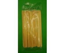 Палочка для шашлыка бамбуковые (200шт) 15см 2.5mm (1 пач)