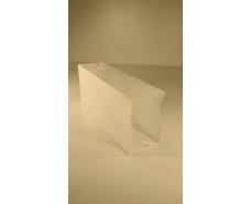 Пакет с дном бумажный 32*13*8,5  белый №18 (25 шт)