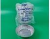 Контейнер из пищевой алюминиевой фольги круглый 800мл SPТ51 100шт