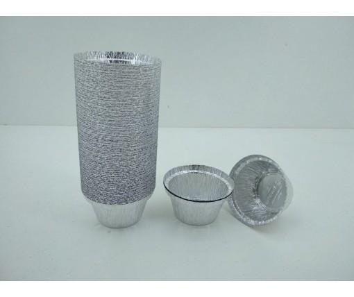 Контейнер алюминиевый круглый SPТ20L 135 мл 150 штук