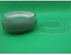 Крышка на контейнер алюминиевый 100шт На форму артикул SPТ51 100 штук в упаковке