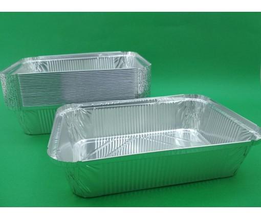 Алюминиевый контейнеры для запекания SP88L  2000 млл 50шт в упаковке