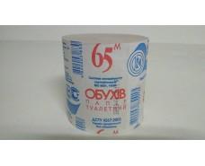 Туалетная бумага Обухов (48) п/этилен (48 рул)