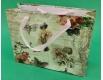 Пакет бумажный малый горизонтальный 11/18/5(арт М017) (12 шт)