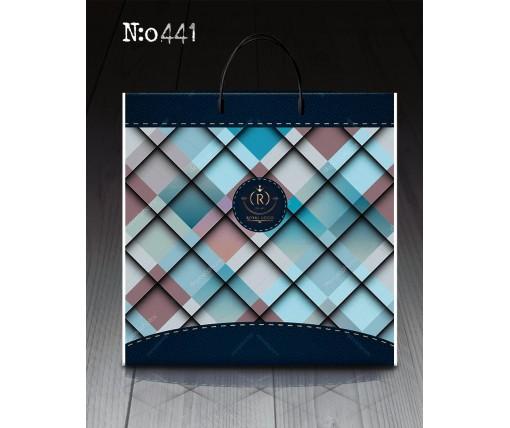 "П/э пакет- *пластик б ""Роял лого""441 (10 шт)"