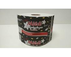 """Туалетная бумага на втулке """"Mildi Maxi"""" 90*125/33 (2 слоя) De Luxe (9 рул)"""