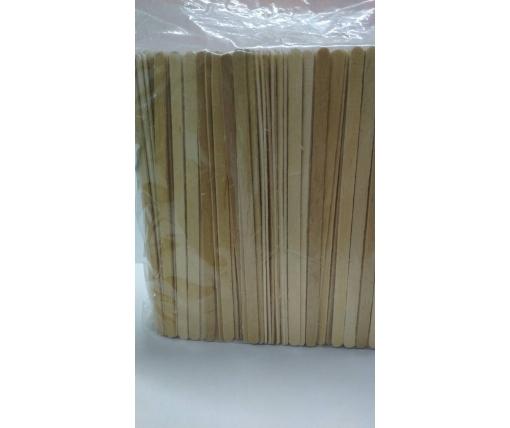 Мешалка Деревянная  14см*1,3мм*6мм 800(P) (1 пач)